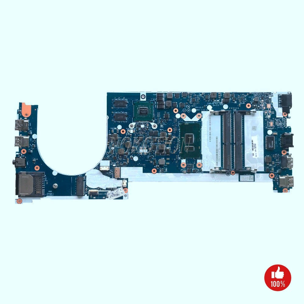 NOKOTION CE470 NM-A821 Laptop Motherboard for Lenovo ThinkPad E470 Laptop Motherboard With i7-7500U CPU Geforce 920 Main boardNOKOTION CE470 NM-A821 Laptop Motherboard for Lenovo ThinkPad E470 Laptop Motherboard With i7-7500U CPU Geforce 920 Main board