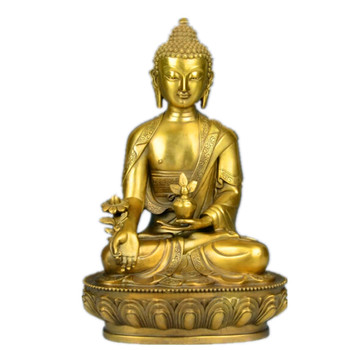 Temple GOOD Buddha Buddhist bless family home Safety Health wealth efficacious Protection Pharmacist Buddha the Medicine Buddha
