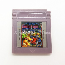 Nintendo Game Boy Color GBC Game Gargoyles Quest II Video Game Cartridge Console Card English Language (China)