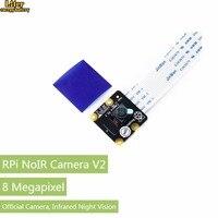 Official Raspberry Pi NoIR Camera V2 Module IMX219 8 Megapixel Sensor for Night Vision Supports Raspebrry Pi 3 2 Model B B+