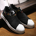 New Arrival Man Winter Casual Shoes High Quality Patchwork Fashion Design Leisure Male Shoes Comfortable Slip-op Walking Zapatos