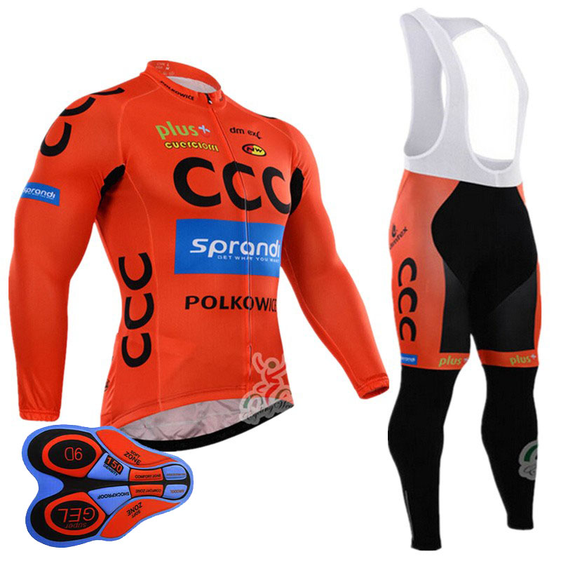 Winter Cycling Jersey Long sleeve 2016 Thermal Fleece Bicycle Wear Bike Clothing Maillot Ciclismo W0914 black thermal fleece cycling clothing winter fleece long adequate quality cycling jersey bicycle clothing cc5081