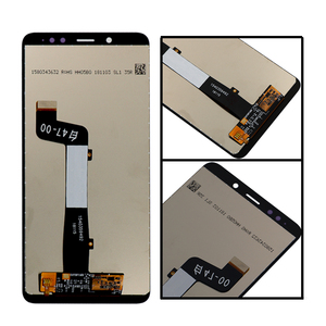 Image 4 - high quality For Xiaomi redmi note 5 LCD Display Touch screen digitizer Assembly replacement For Redmi note 5 Pro LCD Repair kit