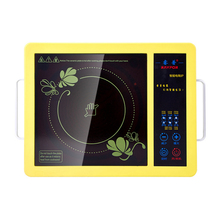 2000W Household Induction Cooker Far Infrared Wave Furnace Intelligent Electric Stove Kitchen Cooking Machine Nonradiative