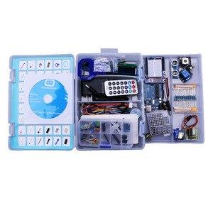 Image 4 - Kit de iniciación versión avanzada mejorada, Kit de aprendizaje Suite LCD 1602 para arduino diy kit
