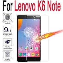 Lenovo K6 Note Tempered Glass For