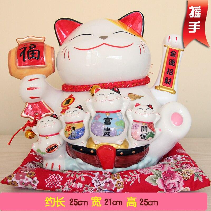 Mano de gato Cinco bendiciones descienden sobre la decoración de la - Decoración del hogar - foto 3