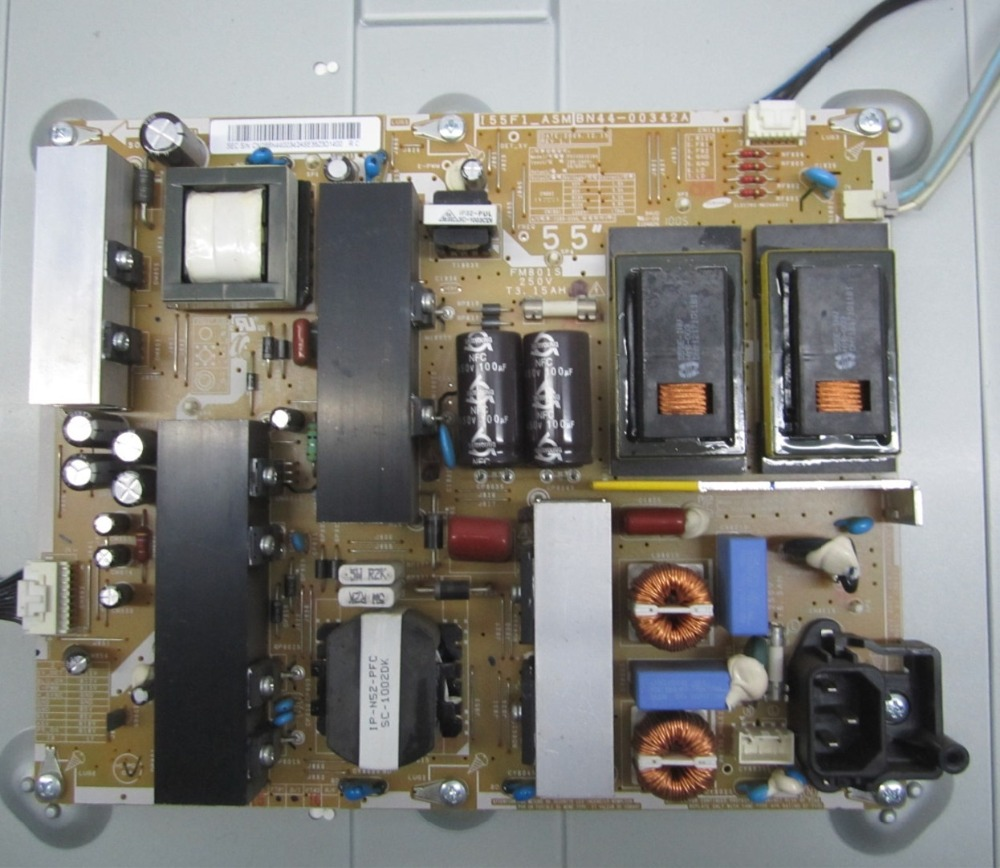 I55F1_ASM BN44-00342A Good Working Tested