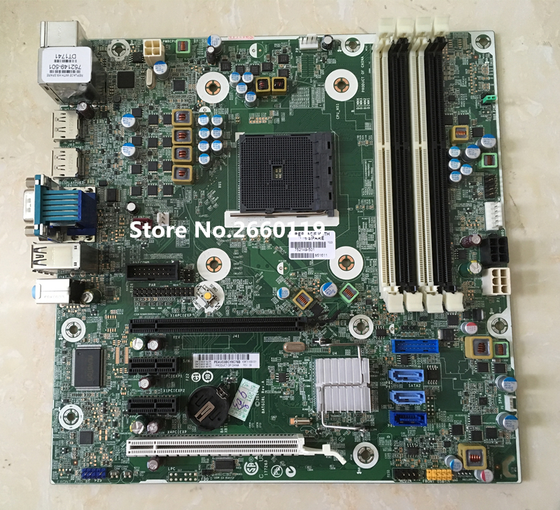 Desktop motherboard for 705 G1 MT 752149-001 751439-001 752149-501 752149-601 mainboard Fully tested desktop motherboard for prodesk 600 g1 746632 001 746632 501 746632 601 746219 001 system board fully tested