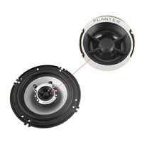 6 inch Car Door Subwoofer Horn Coaxial Speaker Perfect Sound Tweeter Car Refitting Accessories For Vehicle Automobile Free Ship