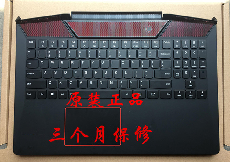 New Laptop keyboard for Lenovo Y720 Y720-15 C US layout