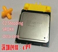 Бесплатная доставка INTEL Xeon Процессор E5 2670 C2 Процессор 2,6 ГГц LGA 2011 20 МБ L3 Кэш 8 CORE 115 Вт процессор поштучно e5 2670