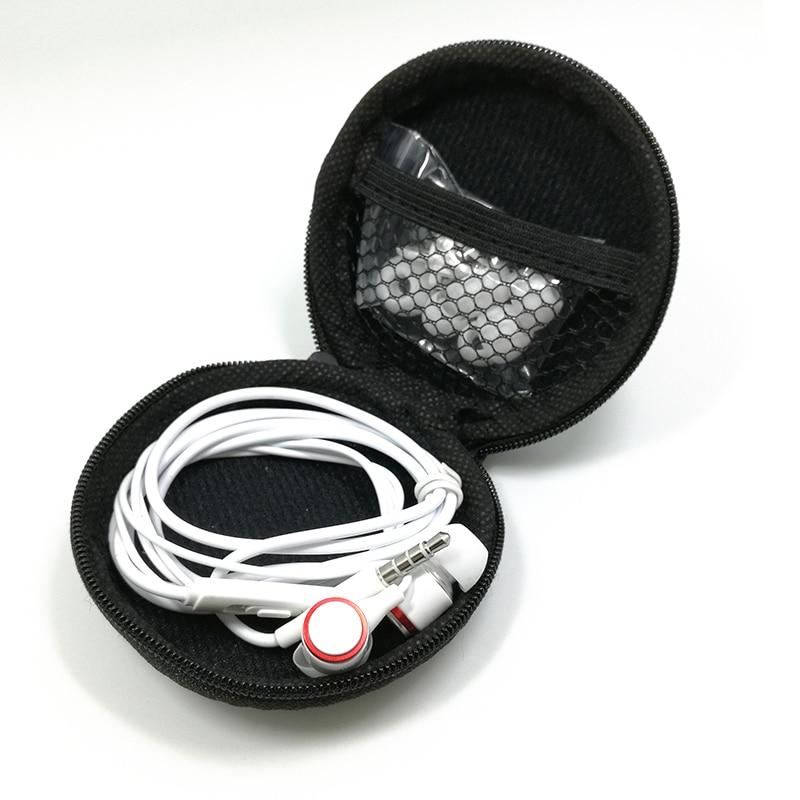 2017 Torba za slušalke Slušalke Slušalke Trdna Shramba Nosilna - Prenosni avdio in video - Fotografija 5
