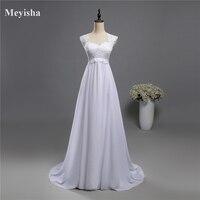ZJ9060 bir omuz korse elmas Beyaz Fildişi elbisesi Dantel Kristal Boncuk Gelinlik 2015 Gelin Elbise artı boyutu maksi zarif