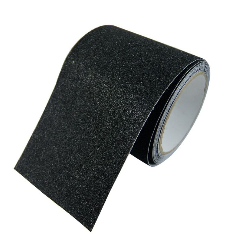 5cm*5M Frosted Surface Anti Slip Tape Abrasive for Stairs Tread Step Safety Tape Non Skid Safety Tapes NEW diy