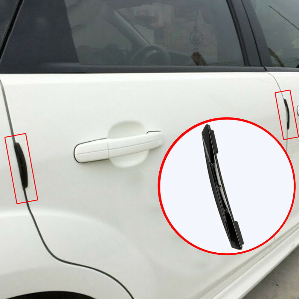 4x Transparent Auto Car Side Door Handle Anti-scratch Protector Guard Film Sheet