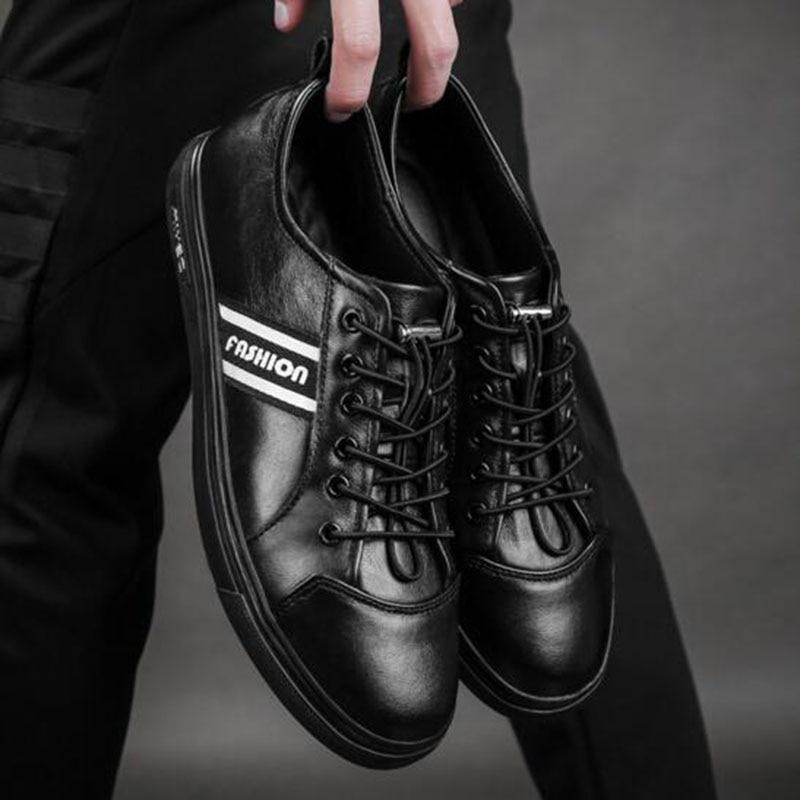 Zapatos ocasionales respirables planos de los hombres de la venta - Zapatos de hombre - foto 3