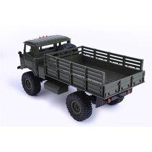 Lynrc BK-24  1/16 RC Military Truck 4 Wheel Drive Remote Control Off-Road RC Car Model Remote Control Climbing Car
