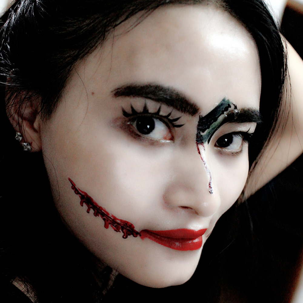 Compare Prices on Fake Makeup Scars- Online Shopping/Buy Low Price ...