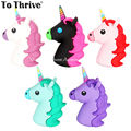Real Portable Power Bank Battery 2000MAH Charger Unicorn Cartoon USB  For Iphone 4S 5 5S 6 6S SE Xiaomi Sumsung