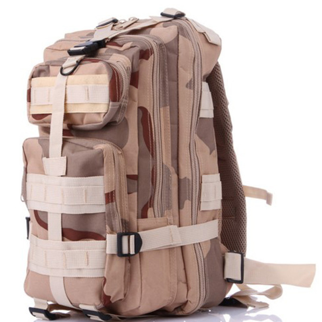 Military Backpack Trekking Camouflage Rucksacks
