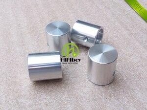 Image 3 - HIFI אודיו אלומיניום נפח ידית 1pcs קוטר 20mm גובה 22mm מגבר פוטנציומטר knob