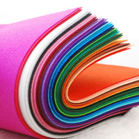 30 30cm Multicolor Nonwoven Fabric Home DIY Tool Handmade Craft Cloth Sewing Dolls Material Accessories