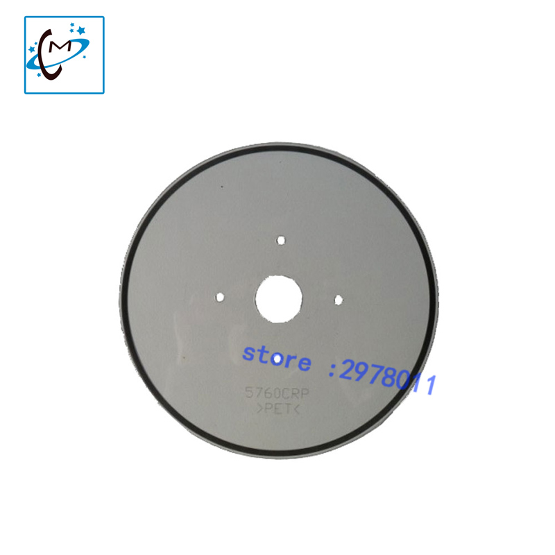 Hot sale !!! Outdoor piezo photo printer disk encoder sensor Mutoh RJ-901C RJ-900C media sensor plate 5760 CRP 2pcs best price mimaki jv33 jv5 ts3 ts5 piezo photo printer encoder raster sensor with h9730 reader for sale 2pcs lot