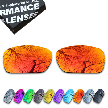 ToughAsNails Polarized Replacement Lenses for Oakley Turbine Sunglasses – Multiple Options
