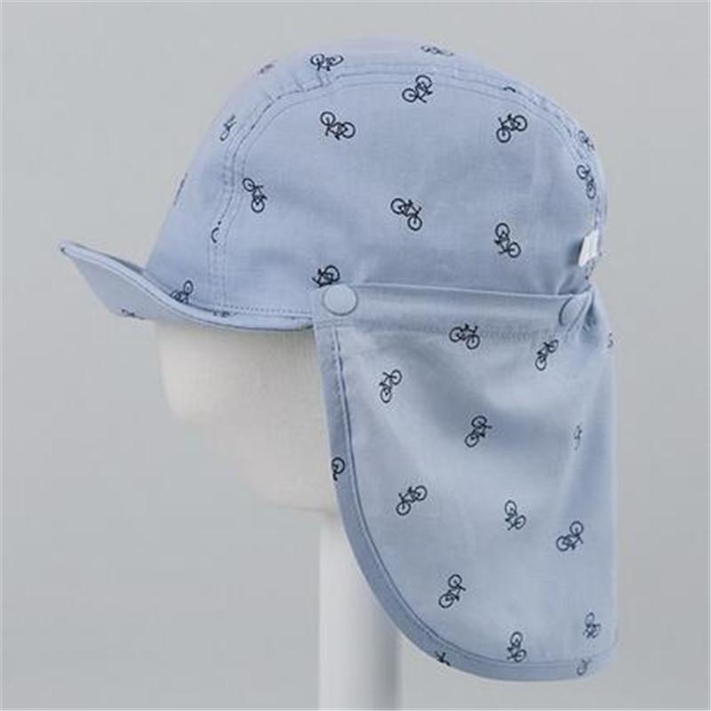 summer baby caps