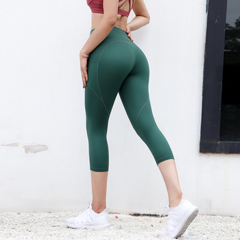 Light Capri Leggings – Running, Gym, Training, Fitness, Sport