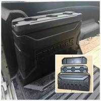 EXTERIOR AUTO ACCESSORIES UNIVERSAL TOOL BOX TRUNK TOOLING LIDS BOX PARTS FIT FOR HILUX ,D MUX ,D MAX ,NAVARA ,TRITON L200