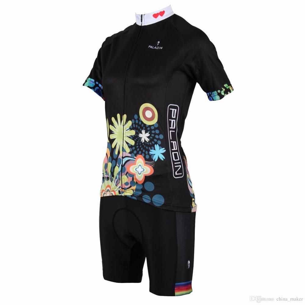Top Quality! 176 Hot cycling jerseys New Flowers Summer Cycling Jersey 2017s Healthy cycling & HOT Ladies adequate quality Sleev 176 top quality hot cycling jerseys red lotus summer cycling jersey 2017s anti uv female adequate quality sleeve cycling clothin