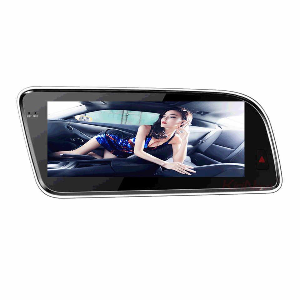 """KiriNavi 8.8 """"アンドロイド 8.1 カーラジオアウディ Q5 カーオーディオ Gps ナビゲーションカー Dvd マルチメディアプレーヤー 2009 -2017 の bluetooth"""