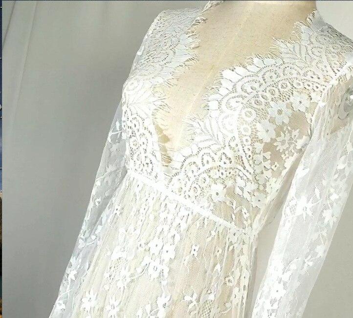 White Lace transparent lingerie