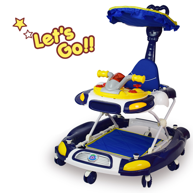 17e7d4a2b804 Detail Feedback Questions about Baby Walker with 8 Wheels Rollover ...