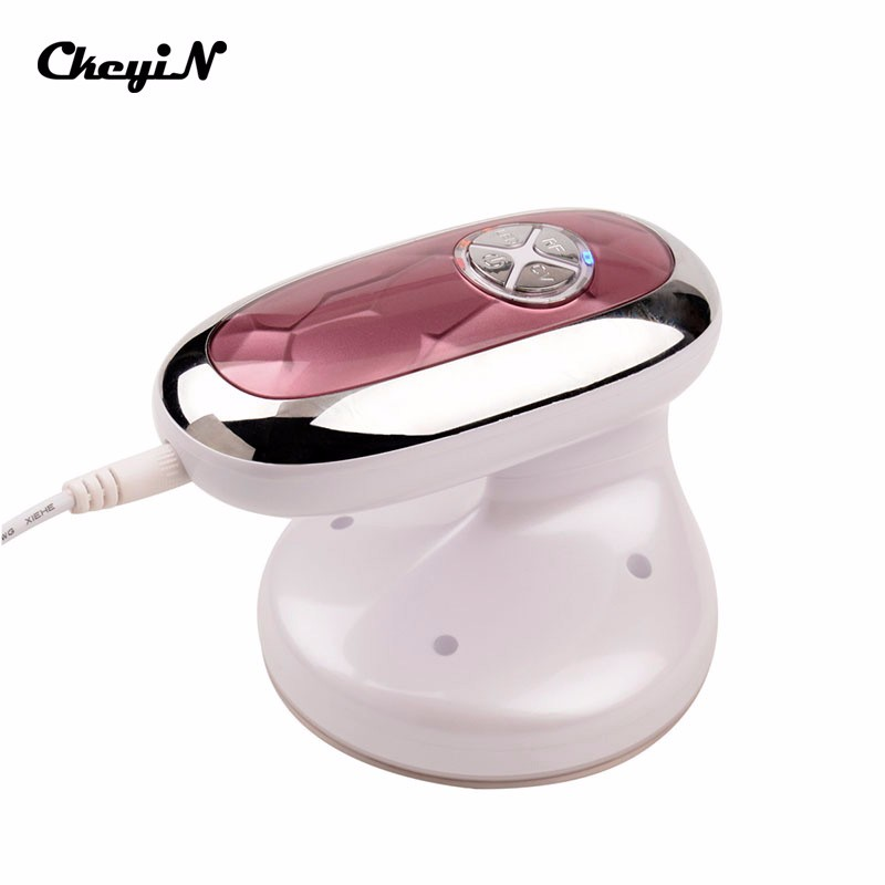 Portable Professional Ultrasonic Body Slimming Massage Machine Cavitation Photon Radio Frequency RF therapy for Body Weight Lose 3 in 1 ultrasonic rf cavitation vacuum liposuction cellitule wrinkle fat reduction body sculpting slimming massager machine