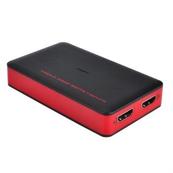 Ezcap 1080 P 60fps Full HD Video Recorder 287 HDMI untuk USB Video Capture Card Perangkat untuk Windows Mac Linux mendukung Live Streaming