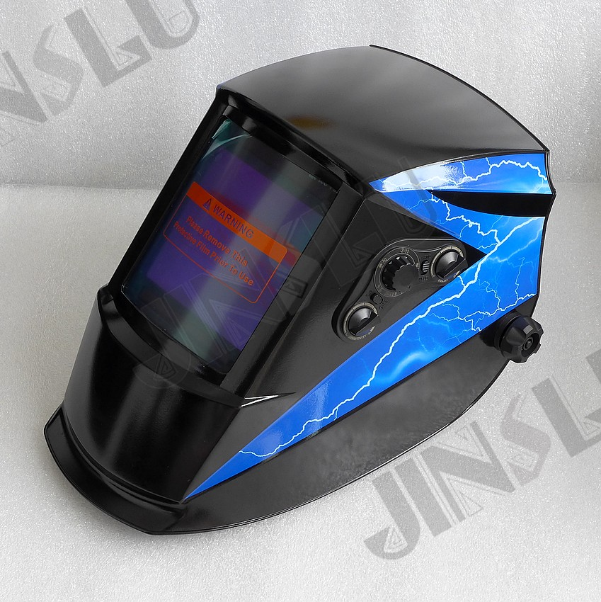 Two Solar Cell Bars 101x94mm Large View 2 in 1 Grind Welding Helmet TIG MMA MIG Welding Machine Welder welder machine plasma cutter welder mask for welder machine