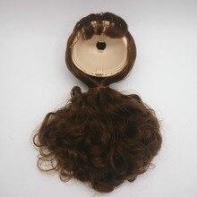 Блит куклы головы Блит куклы парики(RBL) каштановые волосы 0706
