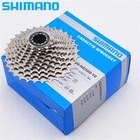 Shimano cs hg500 10 velocidade estrada bicicleta cassete roda dentada 10s 25 t 28 t|Catraca de bicicleta| |  -