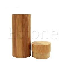 Модные бамбуковые деревянные солнцезащитные очки ручной работы для мужчин и женщин, Чехол для очков