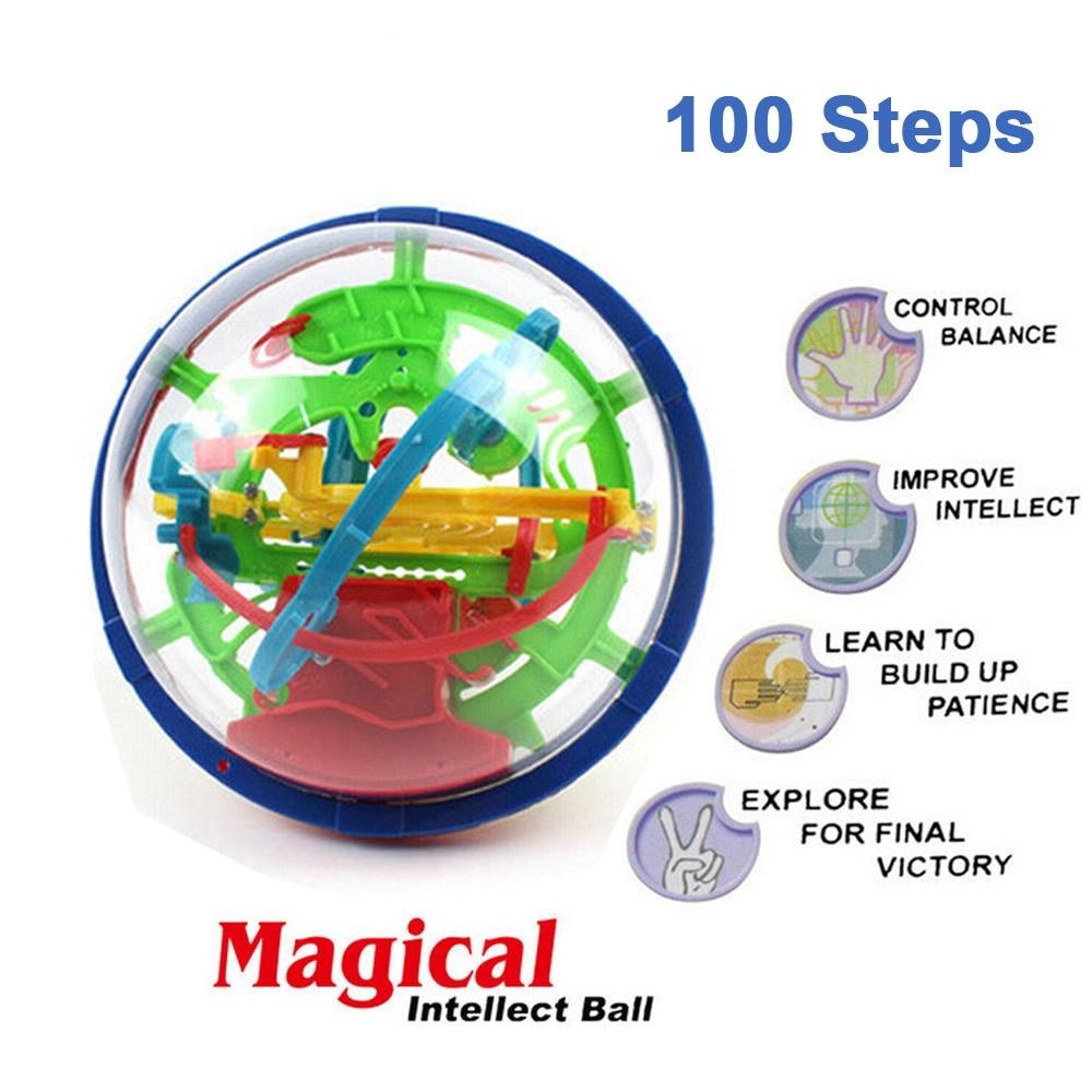 Ball Educational Magic Intellect Puzzle IQ Balance Kid 1