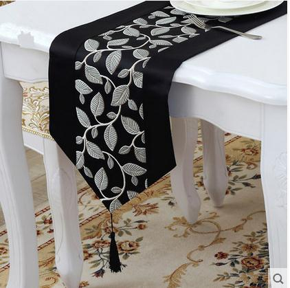 Fashion Minimalist Luxury Living Room Table Runner Coffee Cloth Modern Piano Cover Mat