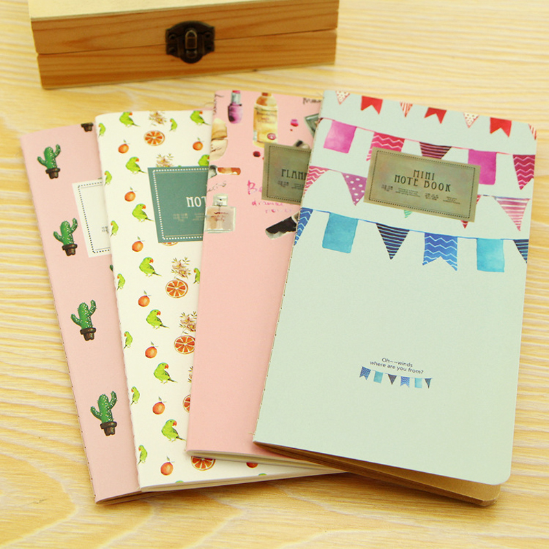 48 Page Cactus-Flamingo-Cherry Planner Notepad 4