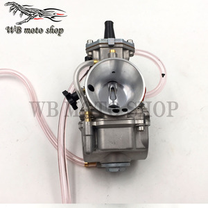 Image 4 - JINGBIN PWK28 pwk 28 30 32 34 mm Carburetor Motorcycle ATV Buggy Quad Go Kart Dirt Bike jet boat fit 2T 4T JOG DIO