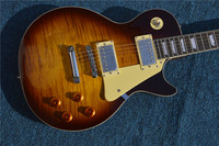 human Free Shipping Wholesale-New HOT! Top quality models of the Firm! Electric guitar lp guitar