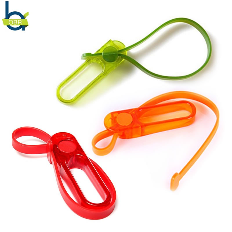 OBR Silicone Jar Bottle Opener Multifunction Portable Can Beer Wine Lid Remover Easy Grip Fluted Bar