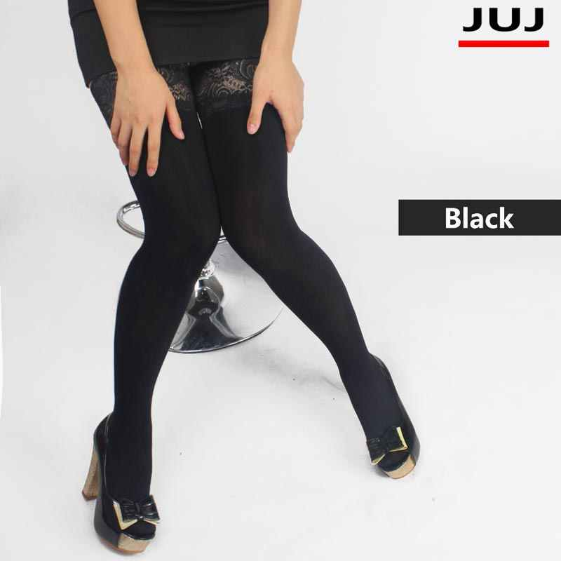 c48e53145 ... Sexy Fashion Ladies Women Lace Top Stay Up Thigh High Stockings 120D  Silicone non-slip