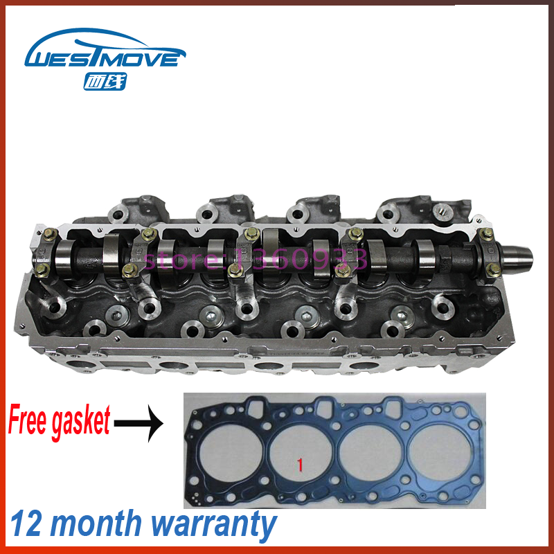 ENGINE : 1KZ 1KZTE 1KZ-TE complete cylinder head assembly for Toyota 3.0L 11101-69175 90 ...
